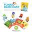 เสื้อกันฝนเด็ก Rain Coat มีหมวก thumbnail 1