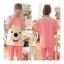 ชุดนอนคลุมท้อง เสื้อและกางเกง ลายรูปหมีพูลห์ เปิดให้นมได้ - 804 thumbnail 2
