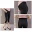 กางเกงคนท้องขาสั้นเอวต่ำ แบบเรียบสีพื้น - SP1707 thumbnail 2