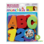 Munchkin ของเล่นลอยน้ำตัวอักษร ABC และ ตัวเลข thumbnail 1