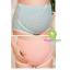 กางเกงในคนท้องลายจุดขาวใหญ่ สีเขียว - 1298K thumbnail 2