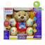 ตุ๊กตาหมี Fisher price Laugh and Learn Teddy มีเสียงสอนการเรียนรู้ thumbnail 1