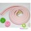 ยางกันชนกันกระแทก สีชมพู แบบม้วน ยาว 2 เมตร ใช้ติดขอบตู้ขอบเตียงหรือส่วนที่แหลมช่วยป้องกันเด็ก thumbnail 1