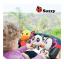โมบายตุ๊กตาราวแขวนติดรถเข็น หรือเตียงเด็ก มีไฟ และมีเสียงเพลง Sozzy Musical Travel Trio thumbnail 1