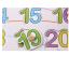 แผ่นไม้จิ๊กซอว์ตัวเลข 0-20 มีหมุดดึง thumbnail 2