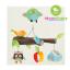 โมบายตุ๊กตาผ้าติดเตียง Skip Hop Tree Top Friends Musical Mobile thumbnail 2