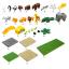 ตัวต่อเลโก้สวนสัตว์ Happy Big Zoo 146 ชิ้น thumbnail 3