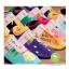 ถุงเท้าเด็กข้อสั้นสไตล์เกาหลี สกรีนลายการ์ตูน มีพื้นกันลื่น ขนาด 2-4 ปี thumbnail 1