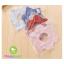 ผ้ากันเปื้อนซับน้ำลาย หมุนได้รอบคอ 360 องศา thumbnail 3