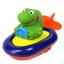 Sassy Pull & Go Boat - เรือดึง Alligator thumbnail 1