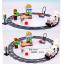 ตัวต่อเลโก้รถไฟโทมัส Thomas Train Series thumbnail 2