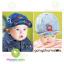 หมวกเด็กผ้ายีนส์ ทรงแก๊ป thumbnail 2