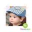หมวกเด็กสไตล์เกาหลีลายทาง thumbnail 1