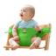 ที่นั่งเด็กผูกติดเก้าอี้ หรือผ้ารัดเด็กติดกับเอว thumbnail 2