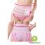 กางเกงในกระชับสัดส่วนหน้าท้องมีตาข่ายระบายอากาศ สีชมพู - 20898 thumbnail 3