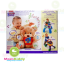 ตุ๊กตาหมี Fisher price Laugh and Learn Teddy มีเสียงสอนการเรียนรู้ thumbnail 4