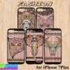เคส iPhone 7Plus FASHION ไม้ฉลุลายสัตว์ ราคา 130 บาท ปกติ 325 บาท