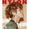 นิตยสารเกาหลี NYLON 2016.10 หน้าปก EXO BAEK HYUN แบคฮยอน