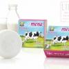 Mena Milk Soap with Glutathione มีนาสบู่น้ำนมผสมกลูต้าไธโอน