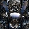 B.A.P - Vol.1 [First Sensibility] (+ Booklet (52p) + Random Photocard 1p) + Poster in Tube