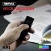 เครื่องบันทึกเสียง Remax VOICE RECORDER RP1 ราคา 899 บาท ปกติ 2,240 บาท