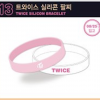 TWICE Character Pop-up store - Character silicon bracelet