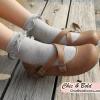 [พิเศษ 2 คู่ 100 ] ถุงเท้าระบายน่ารักเนื้อผ้านุ่มใส่สบาย