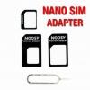 ตัวแปลงซิม Noosy Nano Sim Adapter