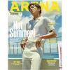 นิตยสาร ARENA HOMME+ 2017.07 JUNG YONG HWA(CNBLUE)