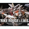 HG 1/144 Strike Rouge + I.W.S.P.