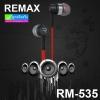 หูฟัง Smalltalk Remax Electronic music RM-535 ลดเหลือ 210 บาท ปกติ 525 บาท