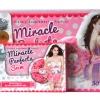 โดนัท มิราเคิล เพอร์เฟ็คต้า สริม Miracle Perfecta Srim บรรจุ 30 เม็ด กล่องสีชมพู ของเเท้ มีสติ๊กเกอร์กันปลอมติดที่หน้ากล่อง