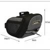 กระเป๋าใต้หลักอาน Roswheel saddle bag 13489