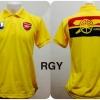 เสื้อโปโล อาร์เซนอล สีเหลือง RGY