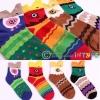 A051**พร้อมส่ง**(ปลีก+ส่ง) ถุงเท้าแฟชั่นเกาหลี ข้อสูง มี 4 แบบ เนื้อดี งานนำเข้า( Made in Korea)