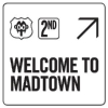 MADTOWN - Mini Album Welcome to MADTOWN