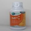 Mega We Care nat C วิตามินซี 1000 mg 60 เม็ด สร้างภูมิคุ้มกัน ลดภูมิแพ้ ป้องกันโรคต้อกระจก และโดยเฉพาะบำรุงผิวพรรณ ทำให้ผิวใส สร้างคอลลาเจน