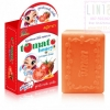 สบู่มะเขือเทศ น้ำผึ้ง คอลลาเจน / Tomato Honey & Collagen Soap 90 กรัม