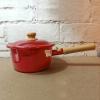 Vintage Enamel Pot-18cm.