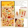 สติ๊กเกอร์ชุด : Dessert bubble sticker