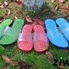 K017 **พร้อมส่ง** (ปลีก+ส่ง) รองเท้านวดสปา เพื่อสุขภาพ ปุ่มเล็ก สำหรับผู้หญิง ส่งคู่ละ 120 บ.
