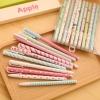 [A1] ปากกาเจลสี (Set 10 สี)