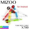 สายชาร์จ Micro MIZOO TUBE DATE CABLE X700 ราคา 110 บาท ปกติ 275 บาท