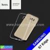 เคส Samsung S7 Edge hoco ซิลิโคนใส ลดเหลือ 85 บาท ปกติ 190 บาท