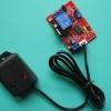 12V Ultra-High Sensitivity Vibration Sensor (Switch Vibration Sensor Relay Module)