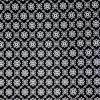 ผ้าลายไทย LT0038_bw ขาวดำ