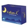 Mega We Care Valian-X สารสกัดจากรากวาเลอเรียน ช่วยลดความเครียด คลายความวิตกกังวล ทำให้นอนหลังสบาย