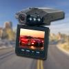 """กล้องติดรถยนต์ allmate HD DVR 2.5"""" รุ่น F198 สีดำ"""