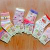 U040-13**พร้อมส่ง** (ปลีก+ส่ง) ถุงเท้าเด็ก หญิงวัย 2-3 ปี COCO & BU (ขนาด 14-16 cm.) มีกันลื่น เนื้อดี งานนำเข้า ( Made in China)