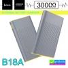 Hoco B18A Power bank แบตสำรอง 30000 mAh ราคา 529 บาท ปกติ 1,670 บาท